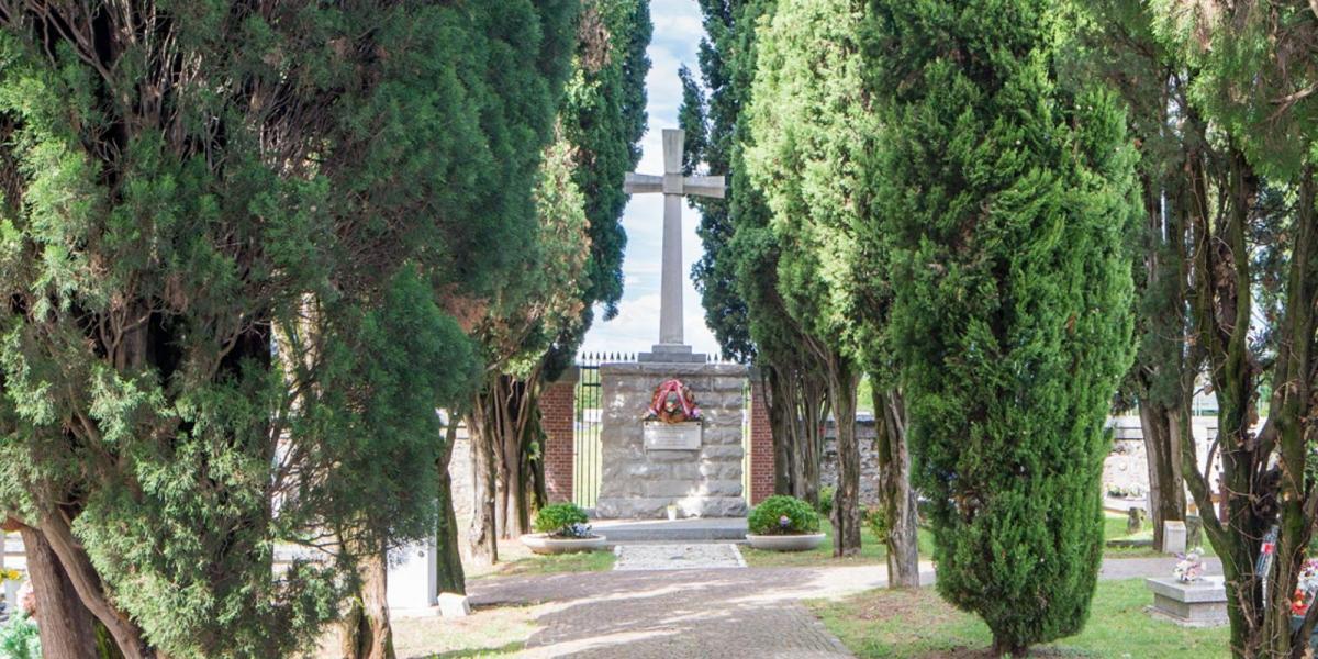 SECONDA DATA CIMITERO MONUMENTALE DI UDINE
